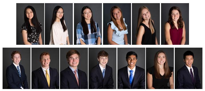 2021 HPHS National Merit Semifinalists